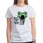 Snake My Seat Women's T-Shirt