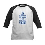 Leif Ericson Day - Party Like A Viking Tee