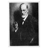 Sigmund Freud, Austrian psychologist