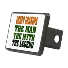 Great Grandpa The Legend Hitch Cover