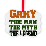Gary The Legend Ornament