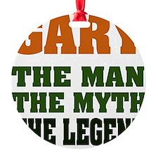 Gary The Legend Ornament