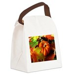 .elements of autumn. Canvas Lunch Bag