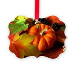 .elements of autumn. Picture Ornament