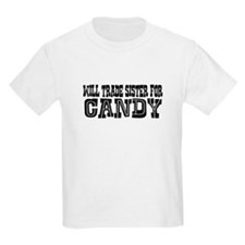 Trade Sister for Candy Kids T-Shirt