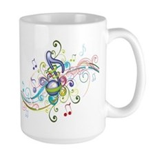 Music in the air Mug