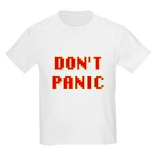 Dont Panic Kids T-Shirt
