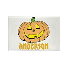 Personalized Halloween Rectangle Magnet (10 pack)