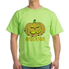 Personalized Halloween T-Shirt