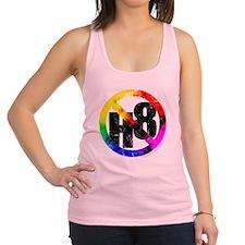 No Hate - < NO H8 >+ Racerback Tank Top