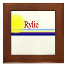 Rylie Framed Tile