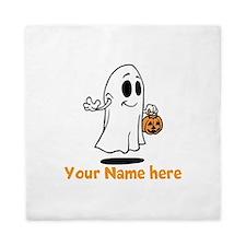 Personalized Halloween Queen Duvet