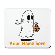Personalized Halloween Mousepad