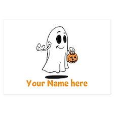 Personalized Halloween Invitations