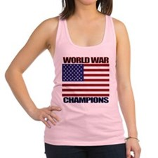 World War Champions Racerback Tank Top