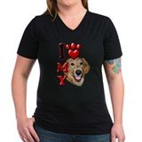 I Love My Golden Retriever.png Shirt