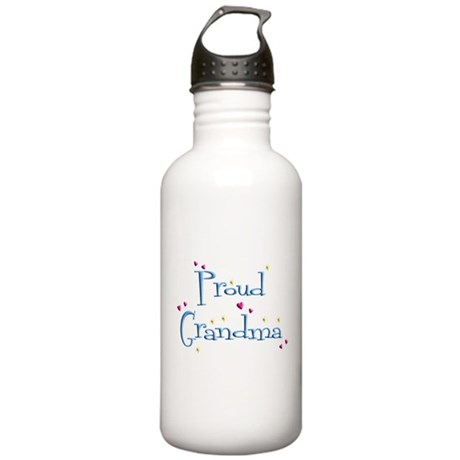 Proud Grandma Stainless Water Bottle 1.0L