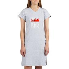 RUN DENVER Women's Nightshirt