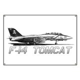 F14 Tomcat Banner