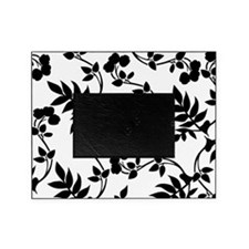 Flower Shadow Picture Frame