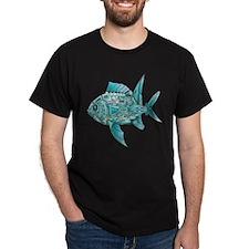 Robot Fish T-Shirt