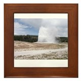 YELLOWSTONE Framed Tile