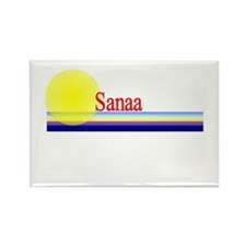 Sanaa Rectangle Magnet
