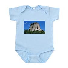 devilst ower Infant Bodysuit