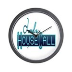 House Call Wall Clock