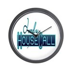 House Call Wall Clock