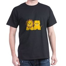 Baby Lion and Lioness T-Shirt