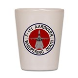 F-111 Aardvark Shot Glass