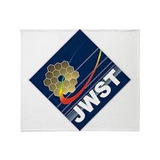 JWST Original Throw Blanket