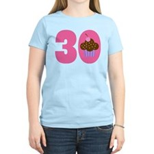 30th Birthday Cupcake T-Shirt