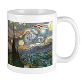 Boldly Going Coffee Mug