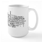 Large Mug Wordle