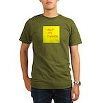 Help Life Change Organic Men's T-Shirt (dark)