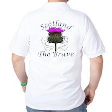 Scotland Forever Thistle T-Shirt
