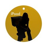 iPOOD - Ornament (Round)