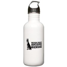 Boxer Fan Water Bottle