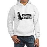 Boxer Fan Hoodie