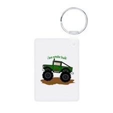 MONSTER TRUCK Keychains