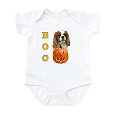 Halloween Cavalier Boo Infant Creeper