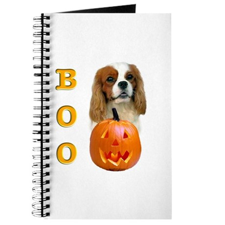 Halloween Cavalier Boo Journal