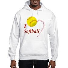 Girls softball Hoodie