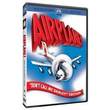 AIRPLANE-DONT CALL ME SHIRLEY DVD