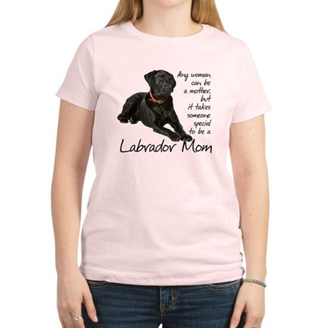 Black Lab Women's Light T-Shirt