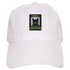 No Solicitations Baseball Cap