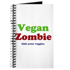 Vegan Zombie Journal