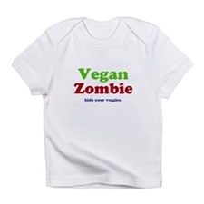 Vegan Zombie Infant T-Shirt